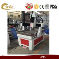 Buy cheap ISO CNC Router Machine 6090 Mini Wood Cutting Machine For PCB / PVC / Aluminum from Wholesalers