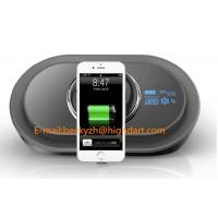 Buy cheap Car LED air purifier with multi wirelss cell phone charging from wholesalers