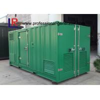 Buy cheap Rainproof  Yuchai Prime Power 650kw Diesel Container Genset Electric Generator with CE ISO product