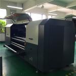 Buy cheap Belt Type Digital Fabric Printing Machine , Reactive Ink  Textile Inkjet Printer from wholesalers