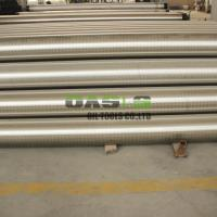 Buy cheap 2018 high quality tubular trislot wedge wire mesh screens for water bore hole from wholesalers