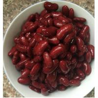 Buy cheap Dark Red Color Canning Fresh Vegetables , Canned Kidney Beans In Brine product