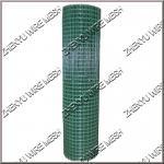 Buy cheap 0.7/1.5mm green/ black vinyl coated welded wire mesh 1x1 inch PVC coated welded wire mesh 1/2x1/2 3/4x3/4 from wholesalers