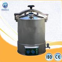 Buy cheap Portable Stainless Steel Steam Sterilizer Me-24HDD from wholesalers