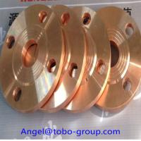Buy cheap Copper-nickel alloy flanges CuNi 90/10 Welding Neck Flange. from wholesalers