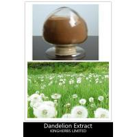 Buy cheap China Dandelion Extract 20%,10-1, Yellow brown powder from wholesalers
