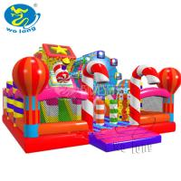 China New Inflatable Bouncing Outdoor Playgrounds,inflatable playground bounce houses for sale on sale