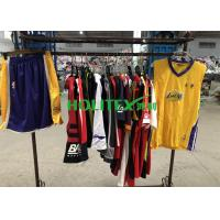 Buy cheap Summer Fashion Second Hand Clothes , American Style Used Sports Uniforms from wholesalers