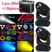 Buy cheap Sharpy Beam 10R 280W Beam Spot Wash Moving Head dmx Stage Disco light from wholesalers