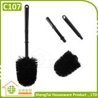 Buy cheap Toilet Brush Manufacturer Cheap Price Plastic Cleaning Brush With Plasin Handle from wholesalers