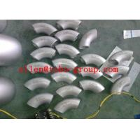 Buy cheap Stainless Steel Elbow LR 45 / 90 Degree , A403-WP304L A403-WP316L WP321 , 321H . WP347. A8 product