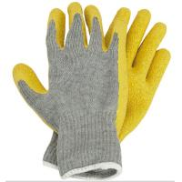Buy cheap Latex Dipped Working Gloves from wholesalers
