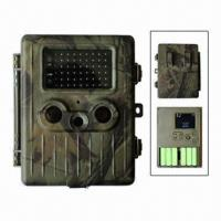 Buy cheap 12mp 940nm Black IR HD Hunting Camera with 1280 x 720P Video Size from wholesalers
