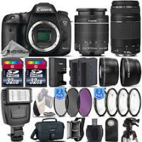Buy cheap Cheap CANON EOS 7D KIT W/ EF-S 15-85MM f/3.5-5.6 LENS DSLR Camera from wholesalers
