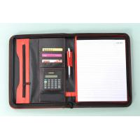 Buy cheap business zippered file folder portfolio from wholesalers