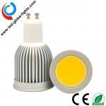 Buy cheap Warm White GU10 LED Spotlight , Die-Cast Aluminum Radiator from wholesalers