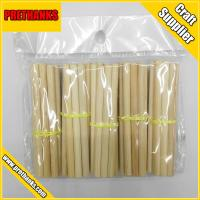 China Best Seller nature wooden round stick large round stick In stock on sale
