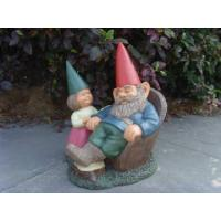 Buy cheap Unpainted garden gnomes product