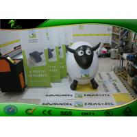 Buy cheap Waterproof Roll Up Display Banners / Outside PP Scrolling Banner Stand from wholesalers