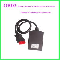 Buy cheap VDM UCANDAS WIFI Full System Automotive Diagnostic Tool (Better than Autocom) from wholesalers