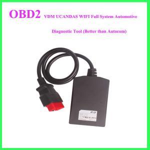 Buy cheap VDM UCANDAS WIFI Full System Automotive Diagnostic Tool (Better than Autocom) product