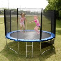 Buy cheap Child Garden Jumping Trampoline product
