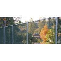Buy cheap Galvanized Chain link fence ( Diamond mesh ) from wholesalers
