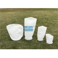 Buy cheap Micron Liquid Filter Bags Non Woven Needle For Cooling Tower Filtration from wholesalers