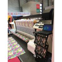 Buy cheap Automatic Large Format Machinery Digital Fabric Printing Machine 1500W from wholesalers