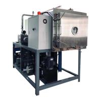 Buy cheap 3 square meters Ss Vacuum Industrial Freeze Dry Machine Customizable Simple Operation Power 380V/50HZ/100A from wholesalers