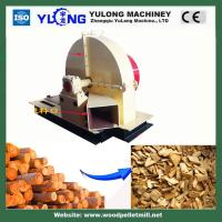 Buy cheap 6-8t/h  Disc Wood Chipper Portable 90-110kw Power from wholesalers