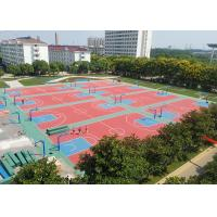 Quality Professional Club Flooring Outdoor , Sports Flooring For Adults' Play Area for sale