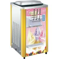 Buy cheap Stainless Steel Counter Top Ice Cream Machine BQ316 For Market , R404 Refrigerant from wholesalers