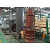 Buy cheap Low Noise Axial Flow Submersible Effluent Pump Cast Iron High Performance from wholesalers