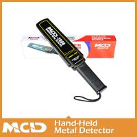 Buy cheap MCD-2008 New Security wand cheap Portable body weapon super scanner detector Hand held Metal detector from wholesalers