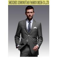 Buy cheap Cotton Corporate Uniforms Men ' s Business Workwear Jacket + Shirt + Trousers from wholesalers