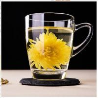 Buy cheap Hot Sale Premium Old fashion Glass Tea Mugs for drinking from Anhui Langxu Glassware from wholesalers