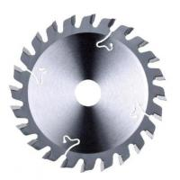 Buy cheap TCT Saw Blade for Scoring Saw Blade from  80mm to 200mm with low noise expansion  slots from wholesalers