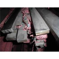 Buy cheap Bright 410 Stainless Steel Flat Bar / SS Flat Bar Annealing Treatment from wholesalers