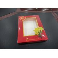 China Commercial Personalised Paper Food Packaging Box For Cake / Candy / Bakery on sale