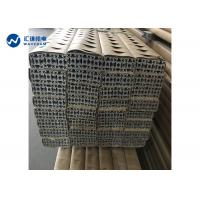 Buy cheap Square Structural Aluminium Channel Profiles T Slot 6063 T5 Home Furniture from wholesalers