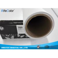 Buy cheap Latex Media Pure Polyester Canvas Roll For Large Format Printers product