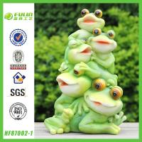 Buy cheap Decorative Resin Frog from wholesalers