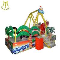 Buy cheap Hansel High quality children indoor amusement parks games kiddie rides from wholesalers