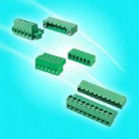 Buy cheap 3.81mm/5.08mm Pitch Terminal Blocks in Plug-in Type from wholesalers