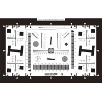 Buy cheap 8X ISO12233 4000 lines high resolution test chart for over 8 Megapixel camera NE-10-800A 160 cm x 284.4 cm Photographic from wholesalers
