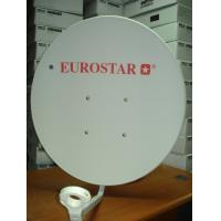 Buy cheap Eurostar satellite dish antenna from wholesalers