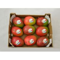 Buy cheap Fruit Retail Paper Gift Packing Boxes 4 Colors Printing Glossy / Matte Film Lamination from wholesalers