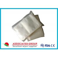 Buy cheap No Chemical Patient Cleansing Wipes Disposable Medical Wash Gloves Dry Mitts from wholesalers