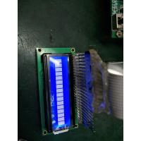 Buy cheap Flat Rectangle Character LCD Module Dot Matrix Display Monochrome ROHS Approval from wholesalers